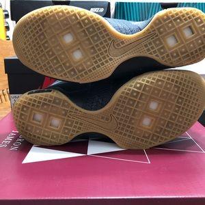 Nike Shoes - Nike Zoom Soldier X SFG Black/Grey, Size 11
